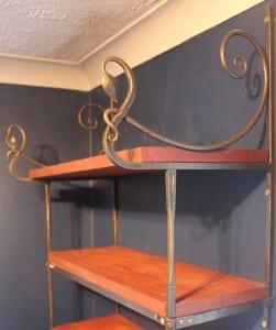 Forged, Blacksmith, Shelving, Home, Interior Design, Swann Forge