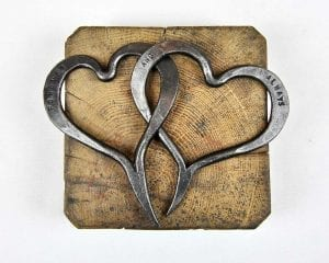 Anniversary, Swann Forge, Wedding Present, Heart, Luxury