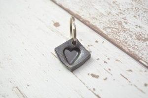 Heart, Swann Forge, Blacksmith, Love, Unique, Key, Ring