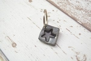 Star, Swann Forge, Blacksmith, Love, Unique, Key, Ring