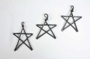 Star, Stars, Moon, Blacksmith, Swann Forge, Wrought Iron, Art, Decor, Metal, Forged, Iron, Interior Design